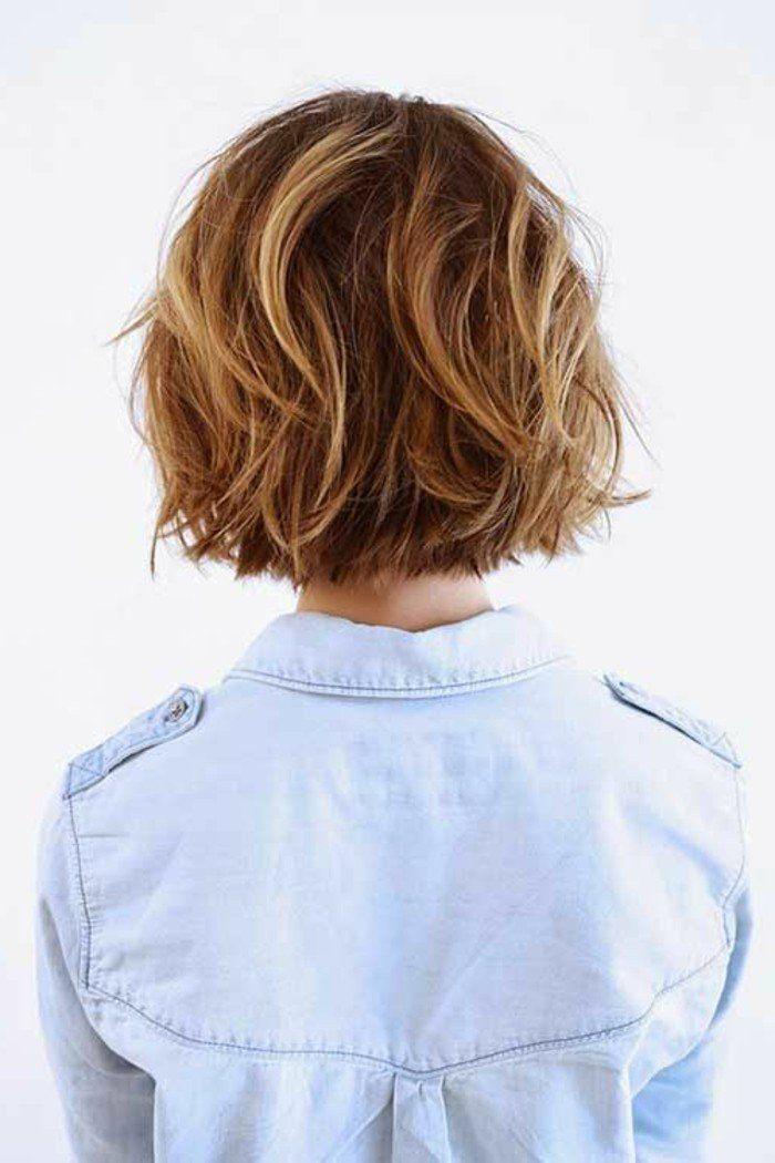id e tendance coupe coiffure femme 2017 2018 coupe de cheveux femme court balayage blond. Black Bedroom Furniture Sets. Home Design Ideas