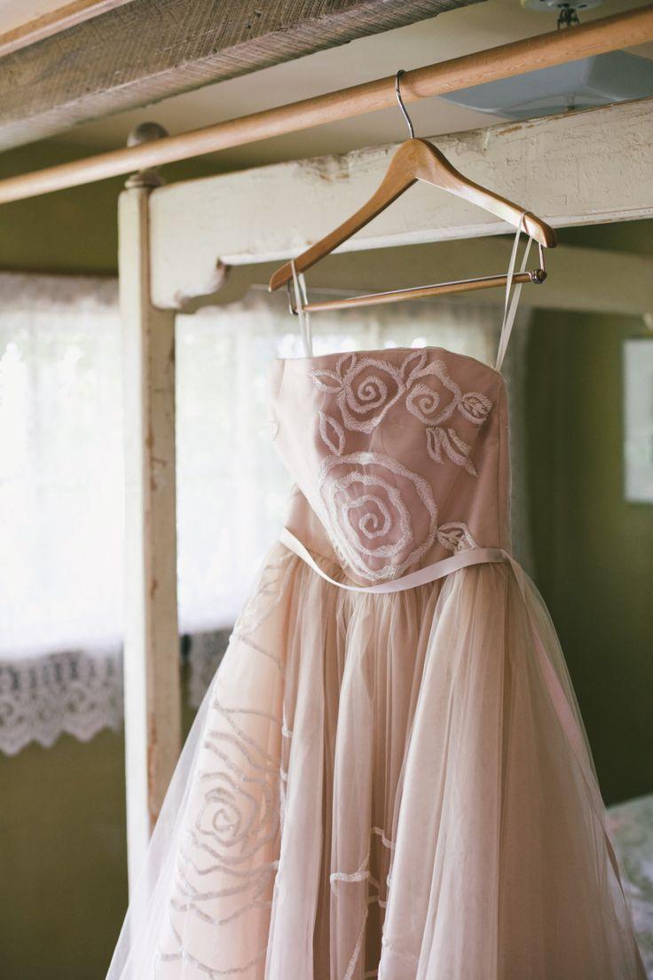 tendance robe de mari e 2017 2018 blush rose