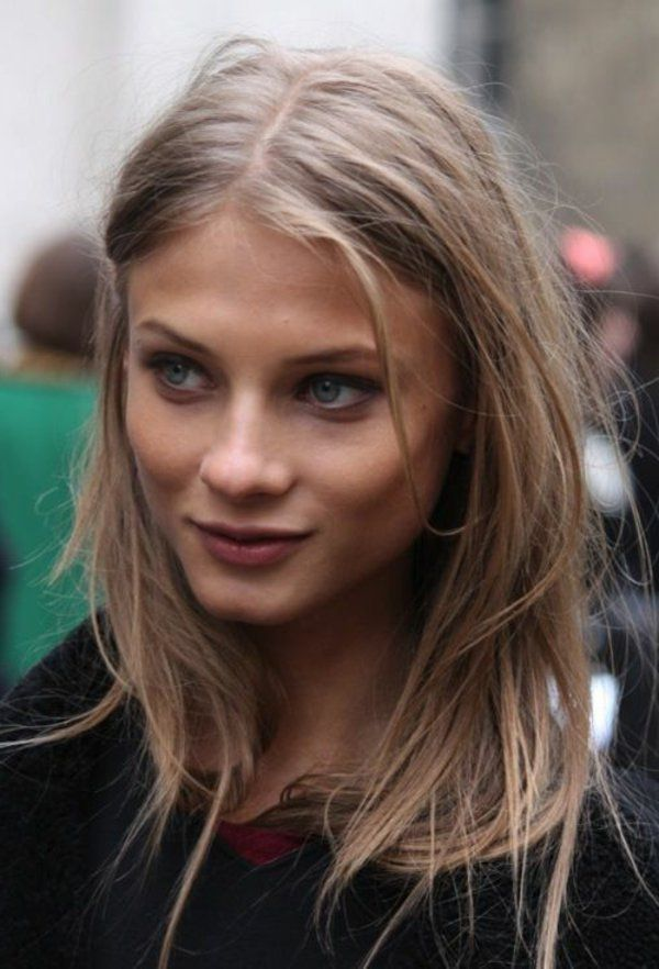 Idee Tendance Coupe Coiffure Femme 2017 2018 Coloration
