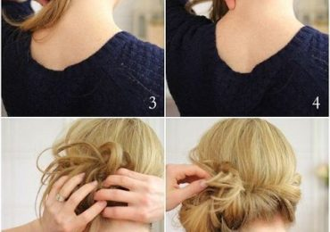 Coiffures archives page 753 of 1032 flashmode belgium - Chignon annee 20 ...