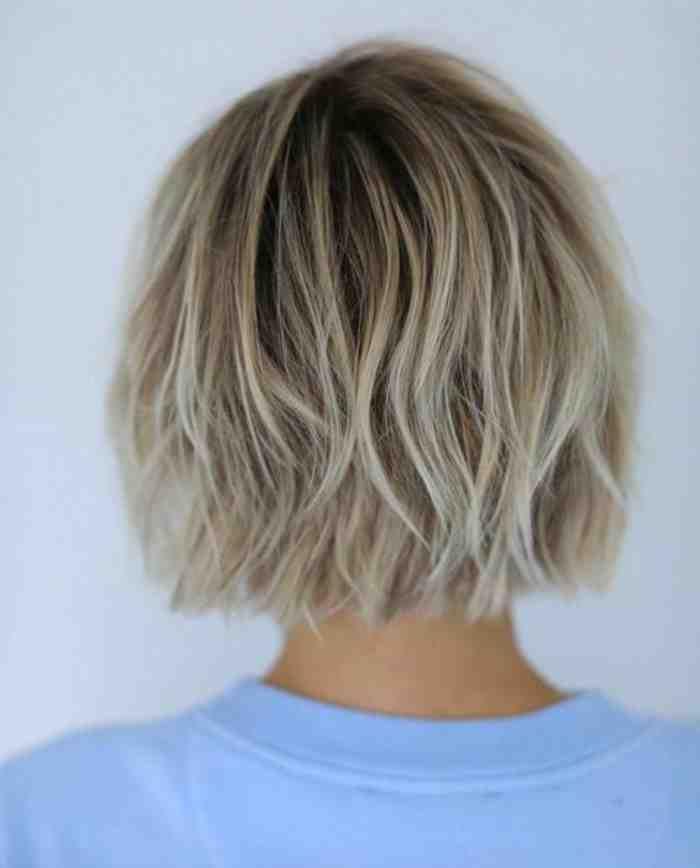 coupe cheveux carre court 2018