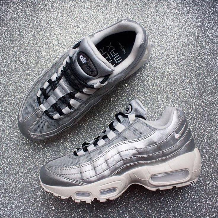 Tendance Sneakers 2018 : Nike Air Max 95 Baskets en