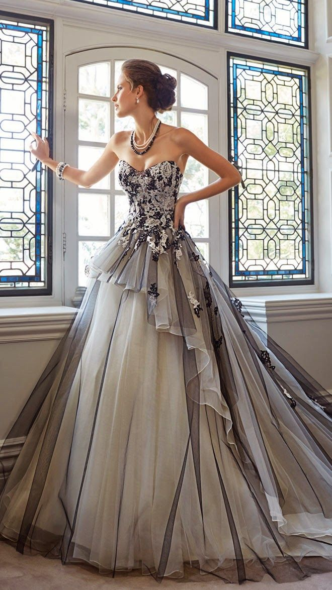 tendance robe de mariee 2017 2018 sophia tolli fall 2014