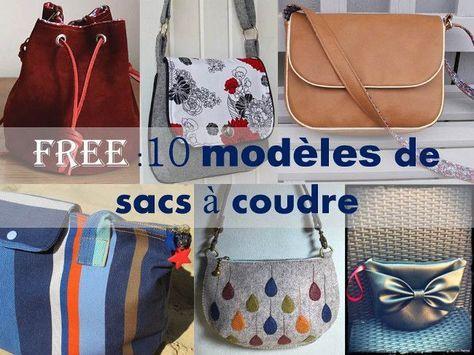 6012d8468b Description. Idée créative : vous recherchez un modèle de sac pour tous les  jours ...