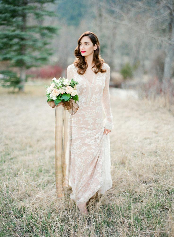 tendance robe de mari e 2017 2018 the perfect wedding