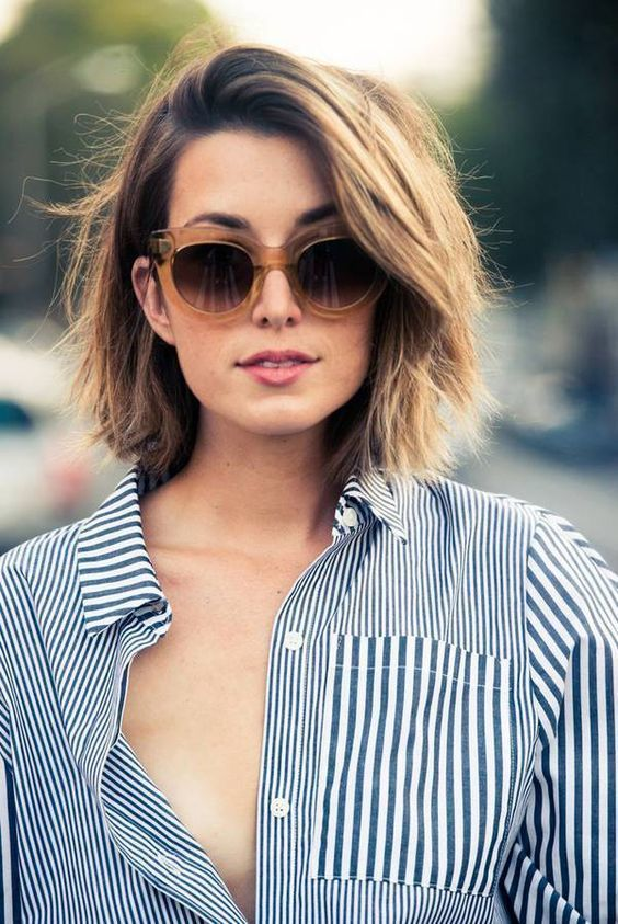 Idee Tendance Coupe Coiffure Femme 2017 2018 20 Coiffures