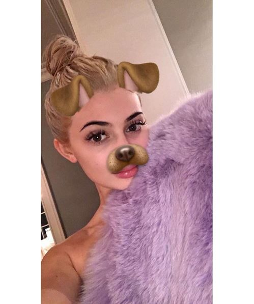 Inspiration Coiffure Spotted Sur Snapchat Kylie Jenner A Une