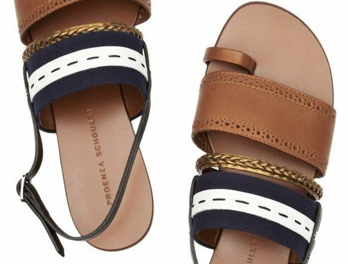 tendance chaussures 2017 2018 00 sandales pas cher femme design 2016 sandales femme en cuir. Black Bedroom Furniture Sets. Home Design Ideas
