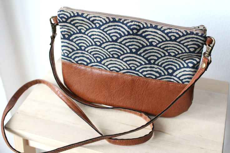 tendance sac 2017 2018 bandouli re en cuir et tissu de sac id al pour une utilisation. Black Bedroom Furniture Sets. Home Design Ideas
