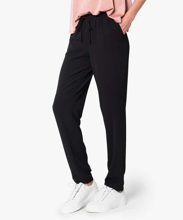 tendance sac 2017 2018 pantalon fluide taille. Black Bedroom Furniture Sets. Home Design Ideas