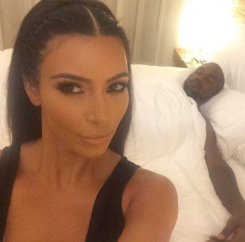 Inspiration Coiffure Les Tresses De Kim Kardashian Flashmode