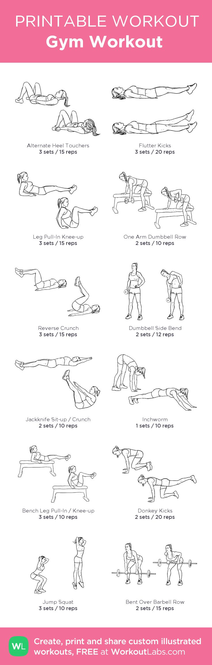 graphic about Printable Arm Workouts called club health laval Archives - Webpage 289 of 501 - Flashmode