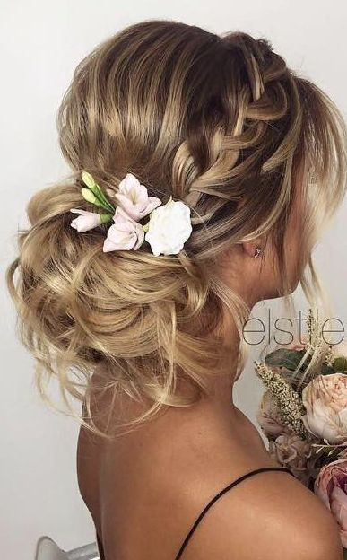Coiffure femme soiree