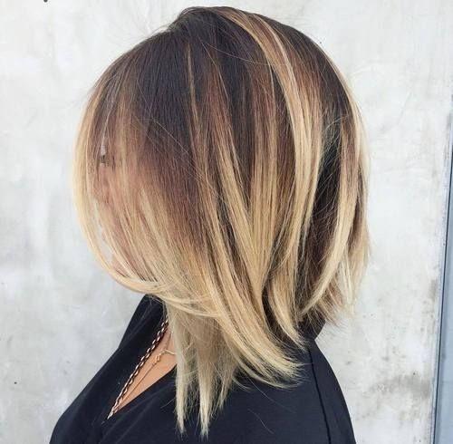 Modele de cheveux long 2018