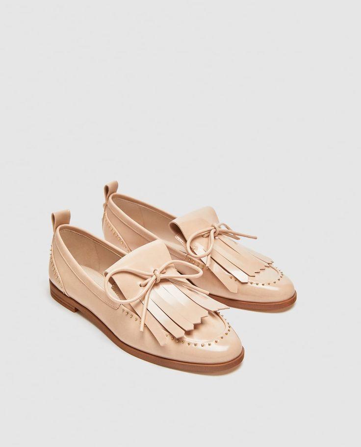 48486d52ca3 Tendance Chaussures 2017  2018   MOCASSINS À NŒUD-Tout voir ...