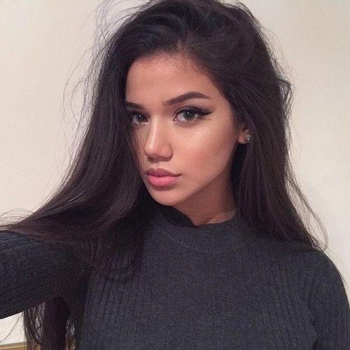 83ab1c3ed Idée Maquillage 2018 / 2019 : Pinterest Latifa Bradley.x - Flashmode ...