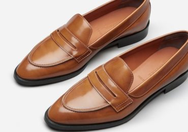 watch 6b4cf ae333 Tendance Chaussures 2017  2018   Women s Penny Loafers by Everlane in Cognac