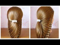 Coupe de cheveux femme mi long pour mariage