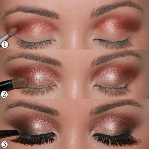 Description. oeil enfumé de bronze