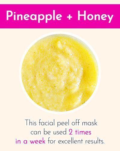 Diy Masque Diy Peel Off Masque Pour Une Peau Belle Et